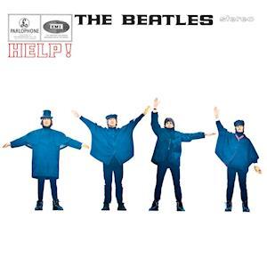 Bog, ukendt format HELP (STEREO REMASTER) af The Beatles