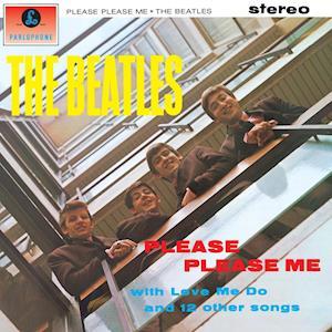 Bog, ukendt format PLEASE PLEASE ME (STEREO REMASTER) af The Beatles