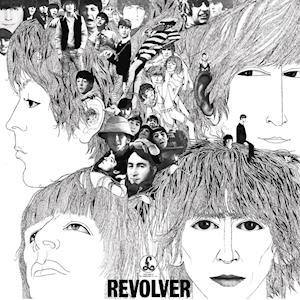 Bog, ukendt format REVOLVER (STEREO REMASTER) af The Beatles