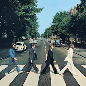 Bog, ukendt format ABBEY ROAD (STEREO REMASTER) af The Beatles