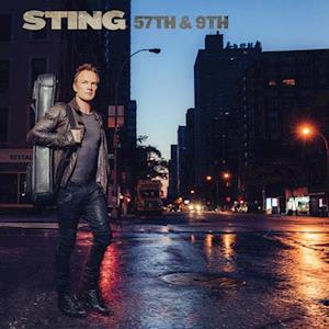 Bog, ukendt format 57TH ; 9TH (Vinyl) af Sting
