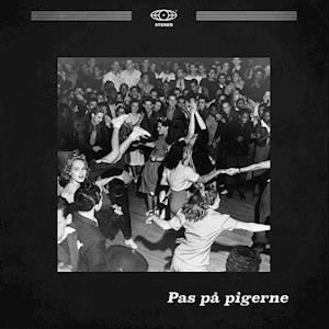 Bog, ukendt format Pas På Pigerne (Vinyl) af Burhan G