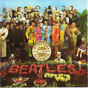 Bog, ukendt format SGT PEPPER'S LONELY HEARTS CLUB BAND (STEREO REMASTER) af The Beatles