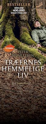 borddisplay TRÆERNES HEMMELIGE LIV