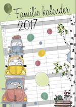 Familie Kalender 2017