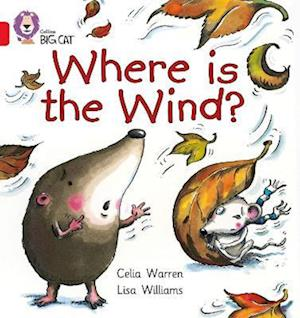 Where is the Wind?: Band 02b/Red B af Celia Warren, Lisa Williams, Cliff Moon