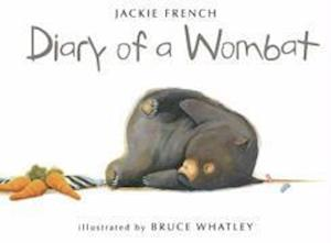 Diary of a Wombat af Bruce Whatley, Jackie French