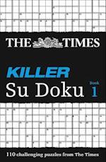The Times Killer Su Doku af The Times Mind Games