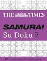 The Times Samurai Su Doku 2 af The Times Mind Games