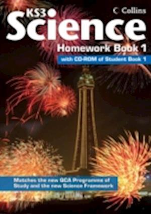 Collins KS3 Science: Homework Book 1 af Patricia Miller, Nicholas Paul