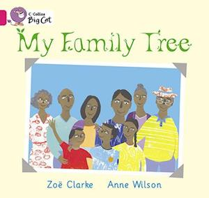 My Family Tree: Band 01a/Pink a af Zoe Clark