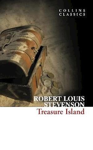 Treasure Island af Robert Louis Stevenson