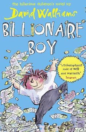 Billionaire Boy af David Walliams