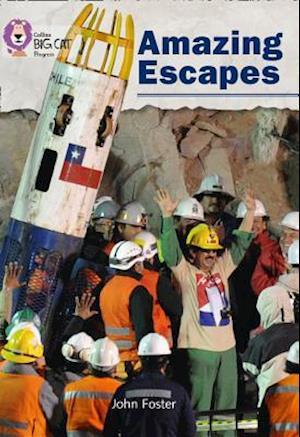 Amazing Escapes af John Foster