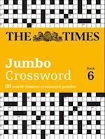 Times 2 Jumbo Crossword 6 af The Times Mind Games