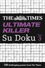 The Times Ultimate Killer Su Doku Book 3 af The Times Mind Games