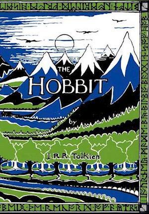 Bog, indbundet The Hobbit Facsimile First Edition (HB) af J. R. R. Tolkien