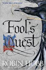 Fool's Quest (Fitz and the Fool, Book 2) (Fitz and the Fool, nr. 2)