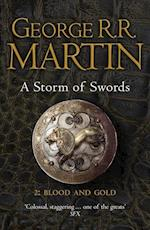 A Storm of Swords: Part 2 Blood and Gold (A Song of Ice and Fire, nr. 3)
