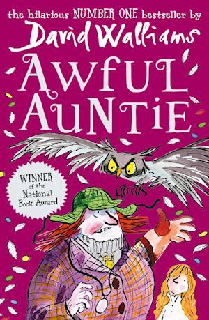 Awful Auntie af David Walliams