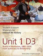Student Support Materials for History af Angela Leonard, Alan White, Ben Gregory