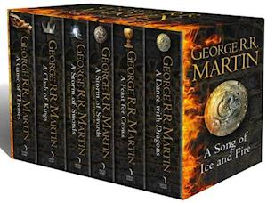 Bog, paperback Game of Thrones: The Story Continues af George R R Martin