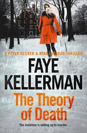 Theory of Death (Peter Decker and Rina Lazarus Crime Thrillers) af Faye Kellerman