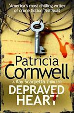 Depraved Heart af Patricia Cornwell