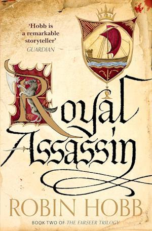 Royal Assassin af Robin Hobb