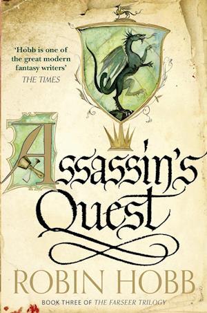 Assassin's Quest (the Farseer Trilogy, Book 3) af Robin Hobb