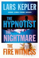 Joona Linna Crime Series Books 1-3