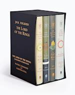 The Lord of the Rings Boxed Set af J R R Tolkien