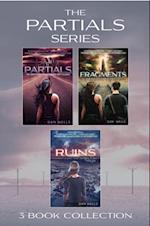 Partials series 1-3 (Partials; Fragments; Ruins) af Dan Wells