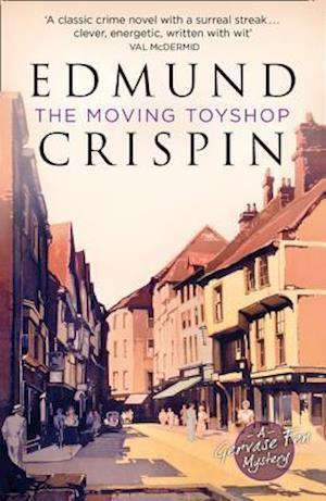 The Moving Toyshop af Edmund Crispin