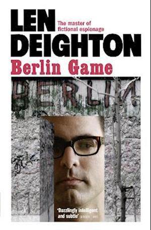 Berlin Game af Len Deighton
