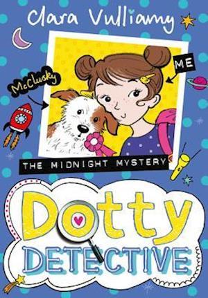 Bog, paperback Midnight Mystery (Dotty Detective, Book 3) af Clara Vulliamy