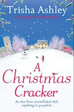 Christmas Cracker: A really lovely feel-good Christmas book af Trisha Ashley