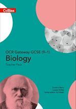 OCR Gateway GCSE Biology 9-1 Teacher Pack (Collins GCSE Science)