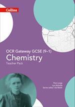 OCR Gateway GCSE Chemistry 9-1 Teacher Pack (Collins GCSE Science)