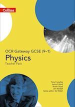 OCR Gateway GCSE Physics 9-1 Teacher Pack (Collins GCSE Science)