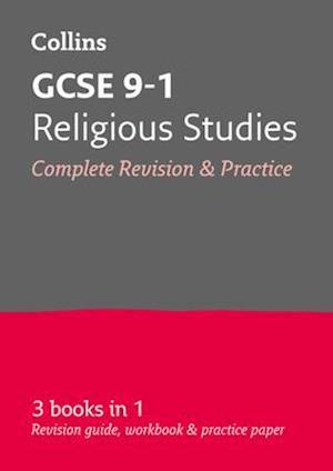 Bog, paperback GCSE Religious Studies All-in-One Revision and Practice af Collins Uk