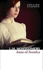 Anne of Avonlea af Lucy Maud Montgomery