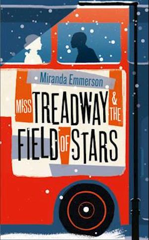 Bog, hardback Miss Treadway & the Field of Stars af Miranda Emmerson