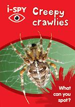 i-Spy Creepy Crawlies: What Can You Spot? (Collins Michelin i SPY Guides)
