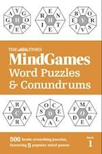 The Times Mind Games Word Puzzles and Conundrums Book 1
