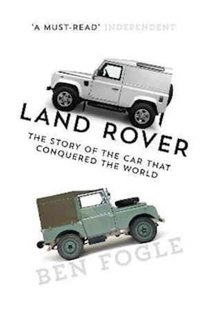 Land Rover af Ben Fogle