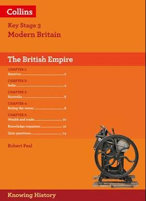 Bog, foldere KS3 History The Making of the British Empire af Robert Peal