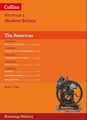 Bog, foldere KS3 History The American Revolution af Robert Peal