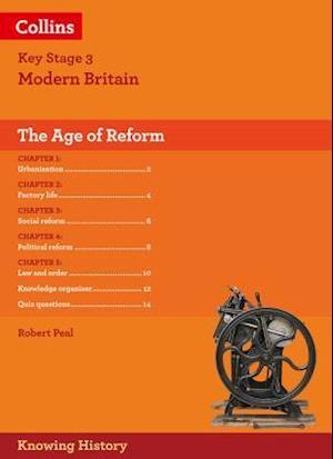 Bog, foldere KS3 History Social and Political Change af Robert Peal