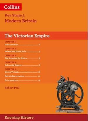Bog, foldere KS3 History Britain's Imperial Century af Robert Peal
